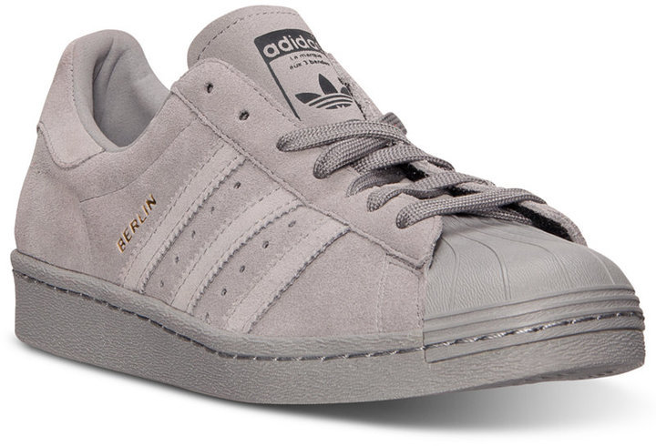 comprar adidas superstar grises