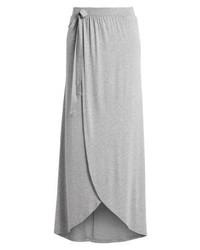 Maxi skirt light grey medium 3905556