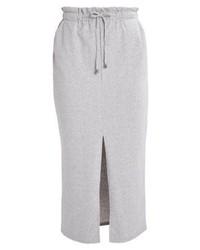 Maxi skirt grey medium 3933524