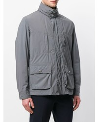 Kired Casual Zipped Pocket Jacket