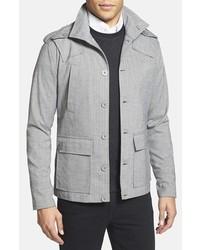 Kane Unke Backbone Herringbone Military Jacket