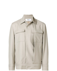 Chalayan Military Style Fold Jacket