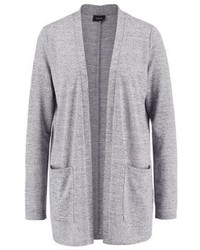 Vila Vigreen Cardigan Light Grey Melange