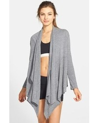 Alternative Wrap It Up Open Cardigan Eco Grey Large