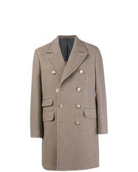 Hackett Double Breasted Coat
