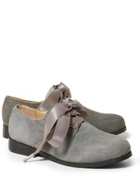 Grey Oxford Shoes