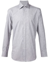 Paisley print shirt medium 184433