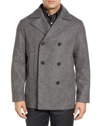 Andean double breasted peacoat medium 354579