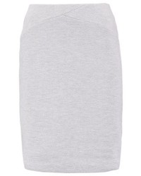 Pencil skirt grey medium 3905029