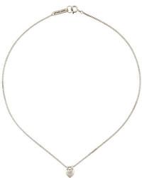 Isabel Marant Heart Pendant Necklace