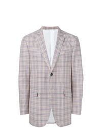 Calvin Klein 205W39nyc Checked Blazer