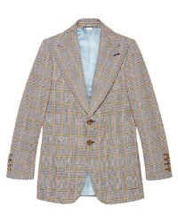 Gucci Check Cotton Jacket