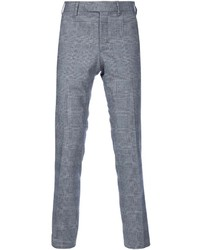 Delloglio checked trouser medium 136852