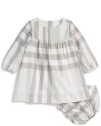 Burberry Infant Girls Hanna Check Dress
