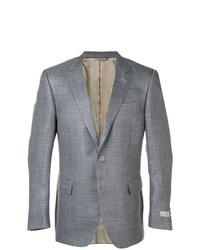 Canali Classic Check Blazer