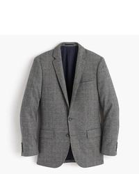 J.Crew Ludlow Suit Jacket In Italian Glen Plaid Wool