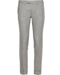 Rugger slim fit glen check wool suit trousers medium 26505