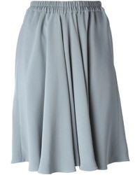 Giorgio Armani Pleated Midi Skirt