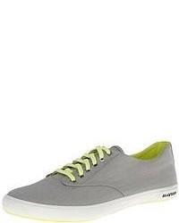 Grey plimsolls original 2041359