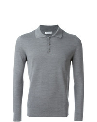 Fashion Clinic Timeless Longsleeved Polo Shirt