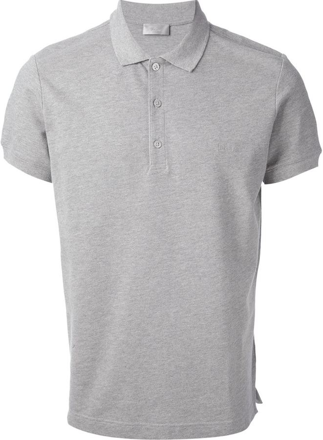 ec0023815 Christian Dior Dior Homme Classic Polo Shirt, £106 | farfetch.com ...