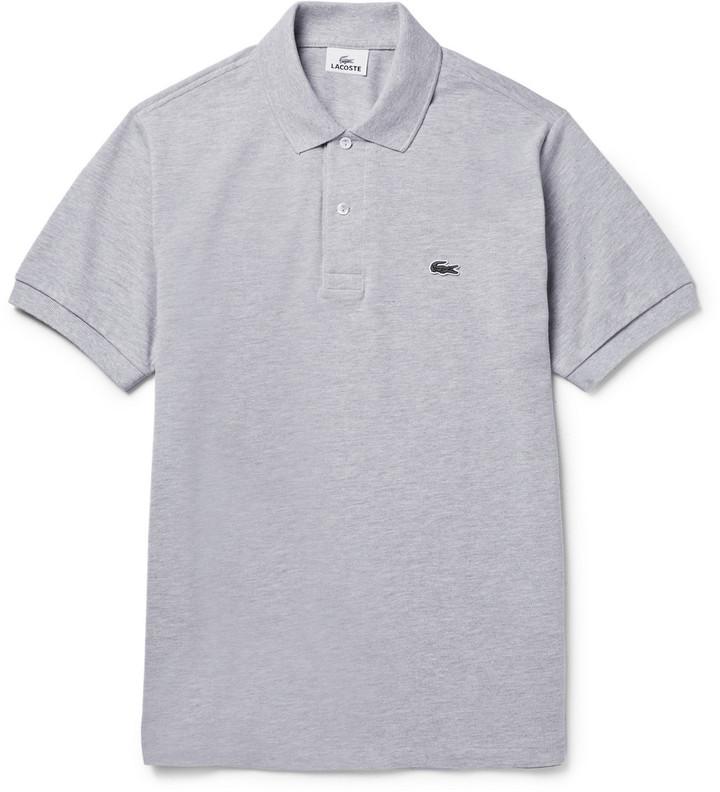 91028efb7 ... authentic lacoste cotton piqué polo shirt 53a1f 5ba19