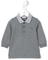 Il Gufo Longsleeved Polo Shirt