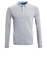 Marc O'Polo Polo Shirt Grey Melange