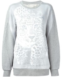 Stella McCartney Leopard Print Sweatshirt