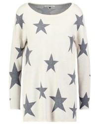Onlstarling jumper whitecap gray medium 3941393