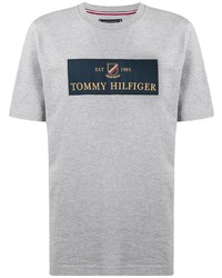 Tommy Hilfiger Iconic Organic Cotton Graphic T Shirt