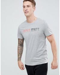 Jack & Jones Jack And Jones Logo T Shirt