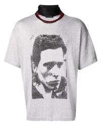 Raf Simons Scarf Knit T Shirt