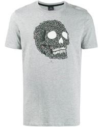 PS Paul Smith Skull Print T Shirt