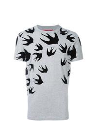 McQ Alexander McQueen Swallow T Shirt