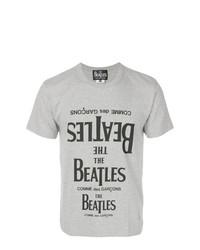 The Beatles X Comme Des Garçons T Shirt