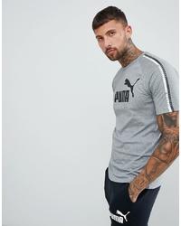 Puma Taping T Shirt In Grey 85258903