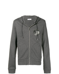 Versace Collection Zip Front Hoodie