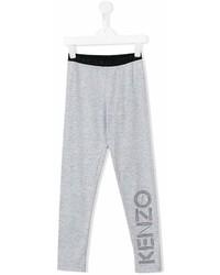Kenzo Kids Logo Print Leggings