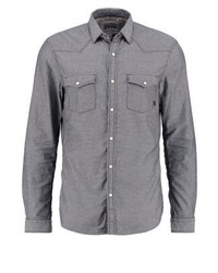 Fitted shirt slightly creamy medium 3779116