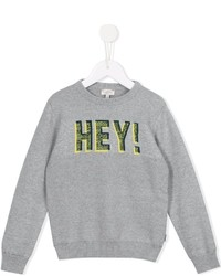 Paul Smith Junior Hey Intarsia Jumper