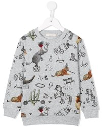 Stella McCartney Kids Circus Print Sweatshirt