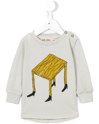 Bobo Choses Table Legs Print Sweatshirt