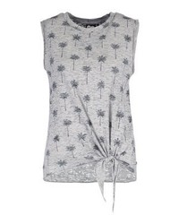 La palma vest light grey melange medium 4255551