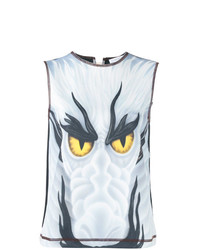 JW Anderson Scuba Sleeveless Top