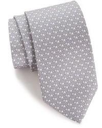 Savanna print silk tie medium 46266