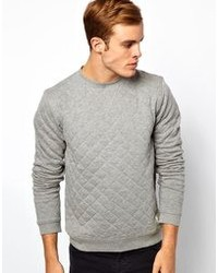 Jack & Jones Quilted Sweatshirt