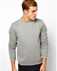 Jack & Jones Quilted Sweatshirt