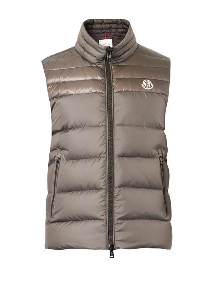 ... Moncler Dupres Quilted Gilet ...