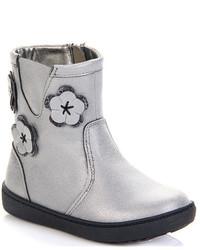 Grey Rain Boots